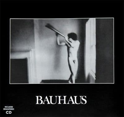 Bauhaus<br>In The Flat Field<br>LP, RE, RM + CD, RE, RM